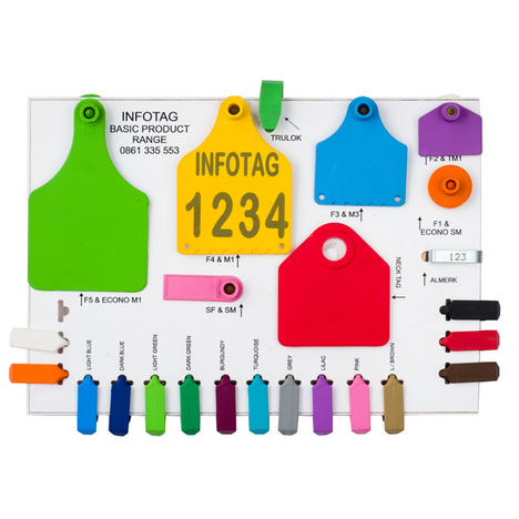 Infotag Basic Product Range