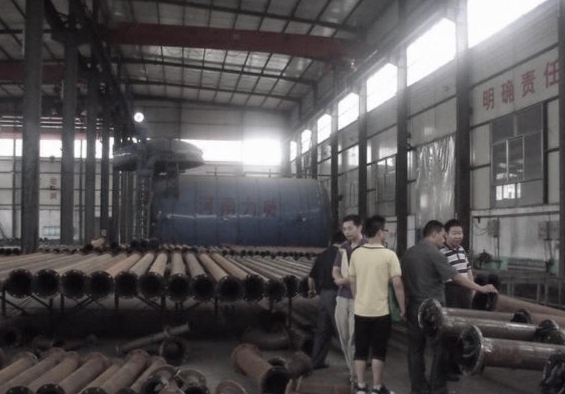 Посещение завода