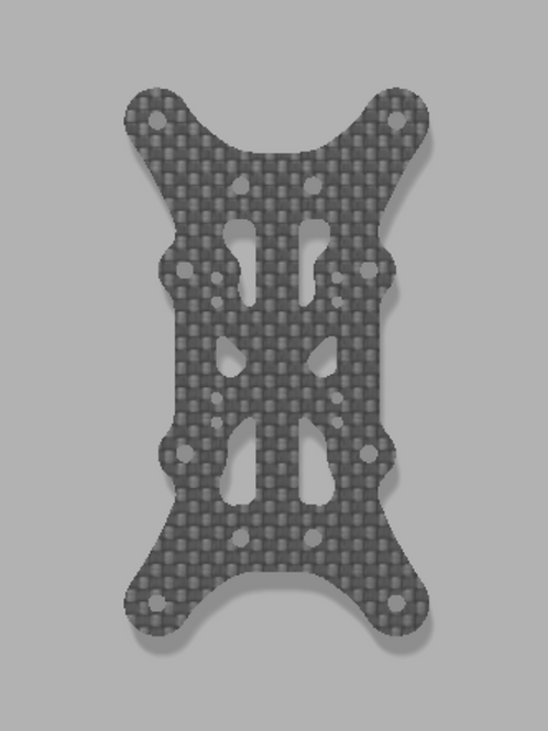 Fusion Baseplate - 4.0mm