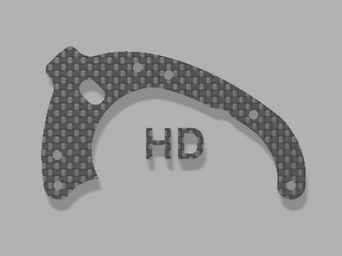 HD Fusion SidePlate - choose your thickness
