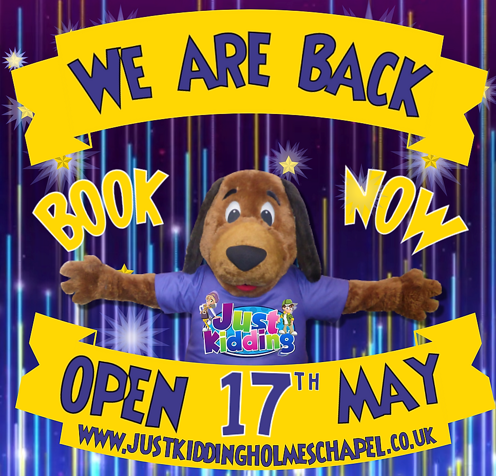 We Are Back - Holmes Chapel.png