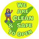 We are Clean & Safe to Open.png