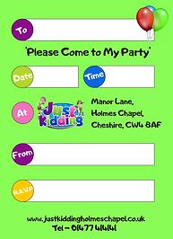 JK Holmes Chapel Green Party Invite.png