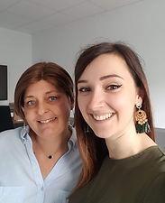 VALERIE ET ALEXANDRA (Conseillère en Ima