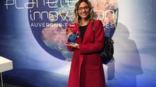 """Subliminence reçoit le prix """"Coup de Coeur"""" des Trophées de l'Innovation 2018 de la Ré"""