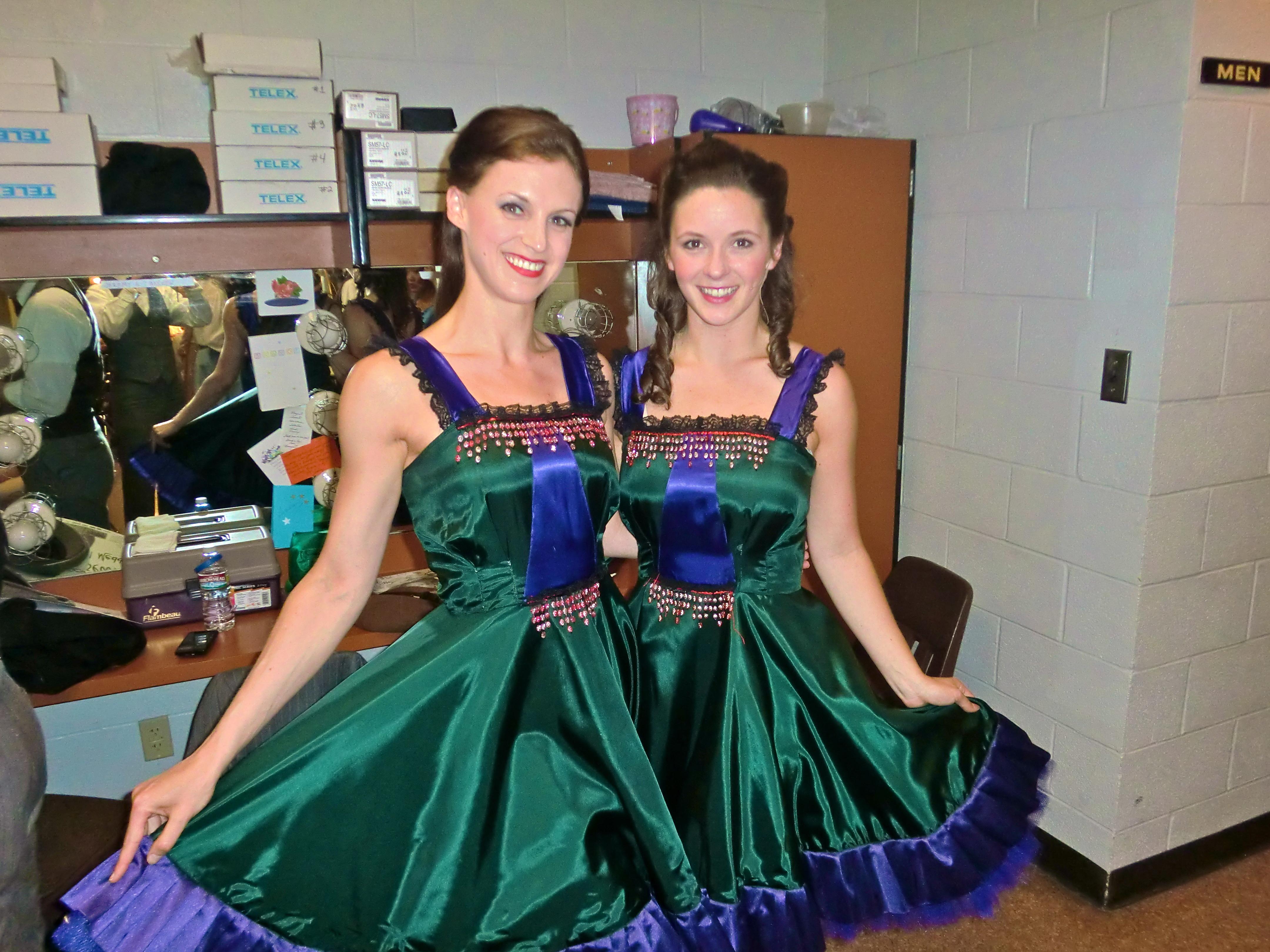 Parade Showgirls