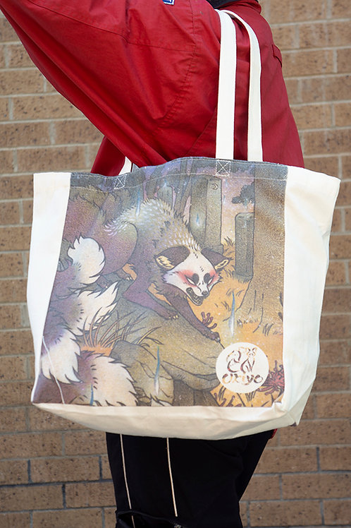 Tote Bag - Fox of the Haunt
