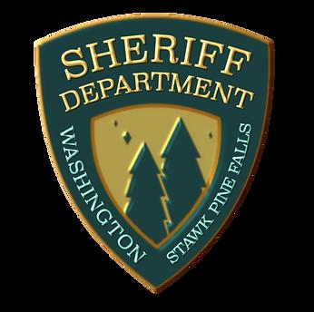 stawk pine falls police badge (0-00-00-0