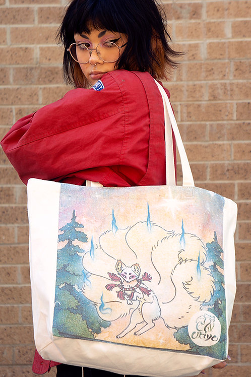 Tote Bag - Fox of the Celeste