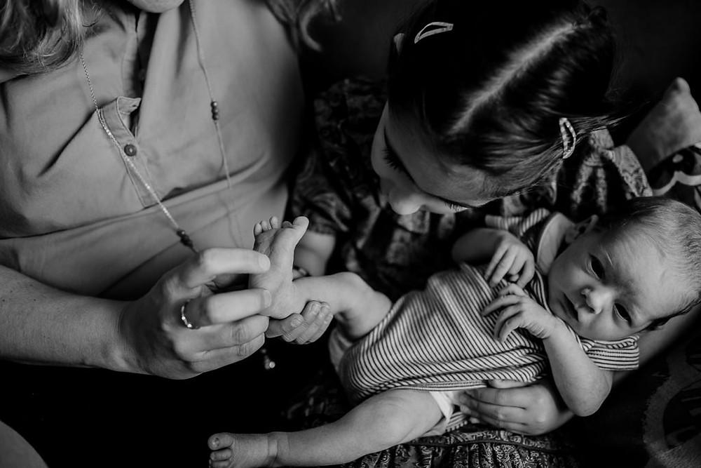 photographe nouveau-né paris domicile
