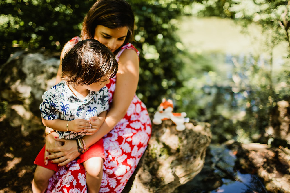 séance famille bois de vincennes mère fils 94 carole j photographie