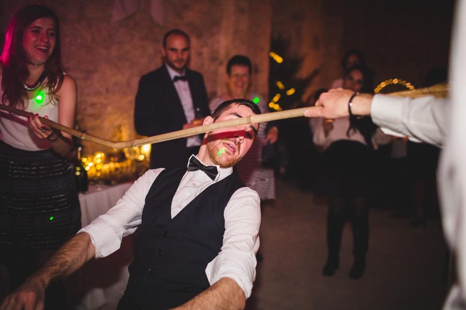 Mariage en hiver - Demeure des Vieux Bains - Soirée - Carole J. Photographie