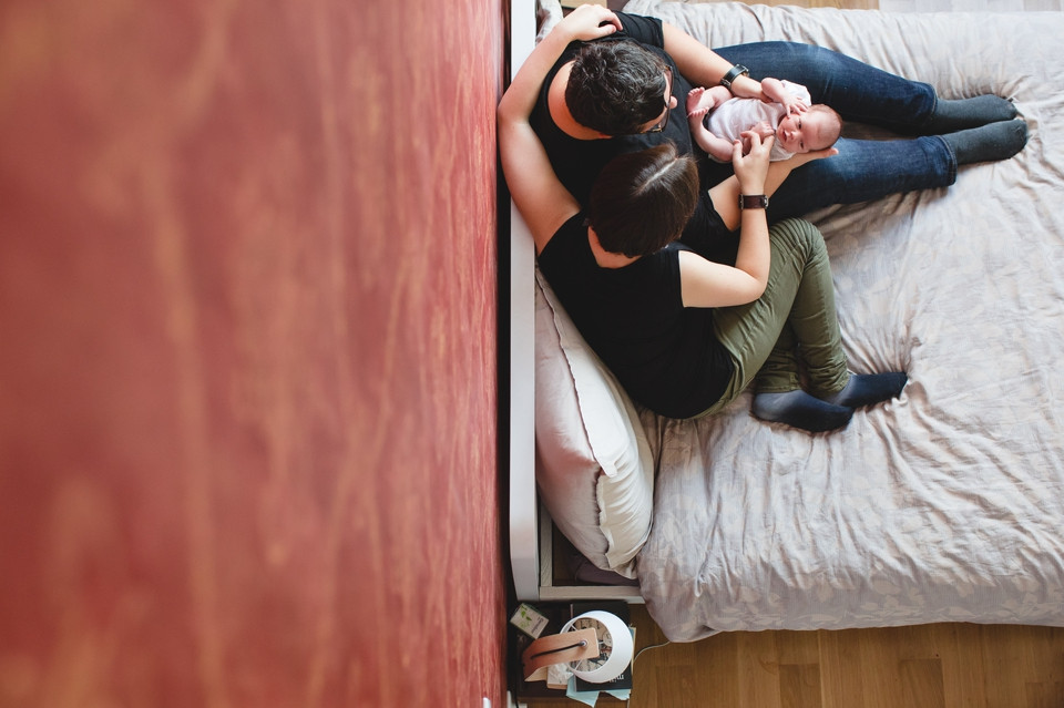 photographe nouveau-né lifestyle Paris, 93 domicile