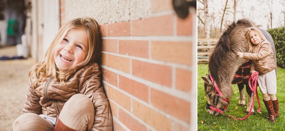 photographe famille 94 Domaine de Grosbois portrait enfant