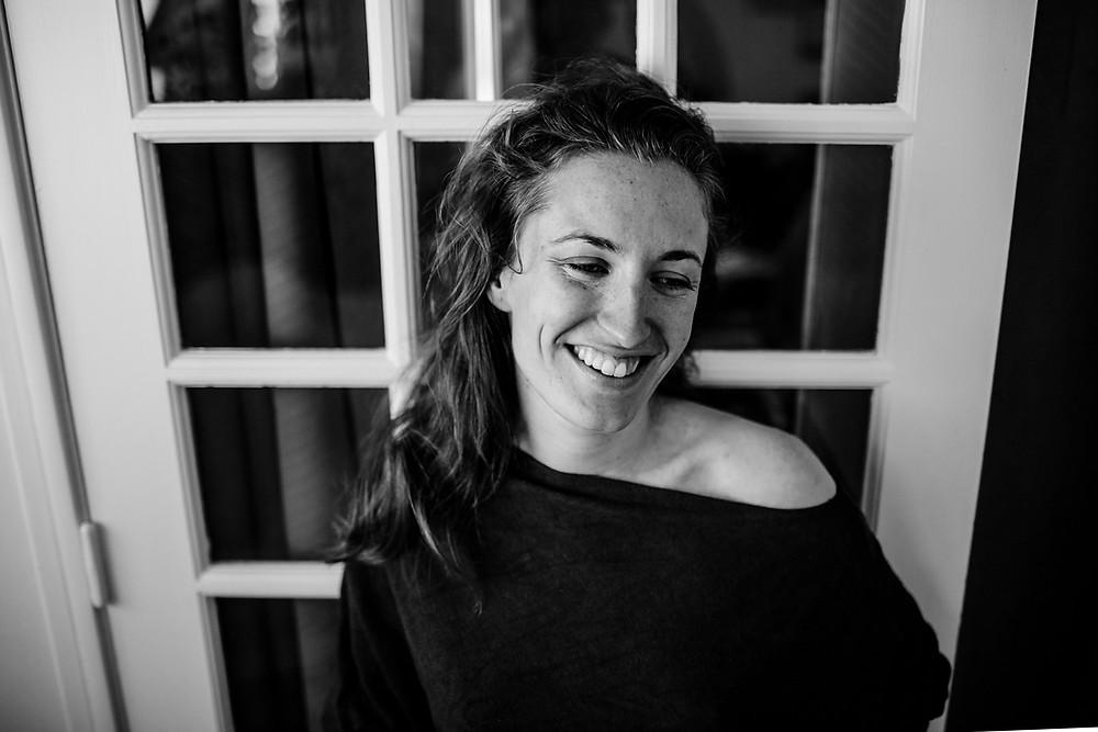Oser fait du bien - Portrait intime femme Paris - Photographe  Carole J. Photographie