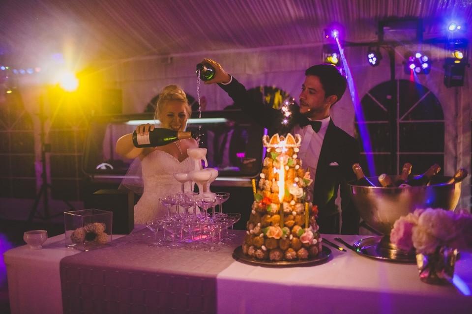mariage Château de Changy soirée lieu réception Loiret