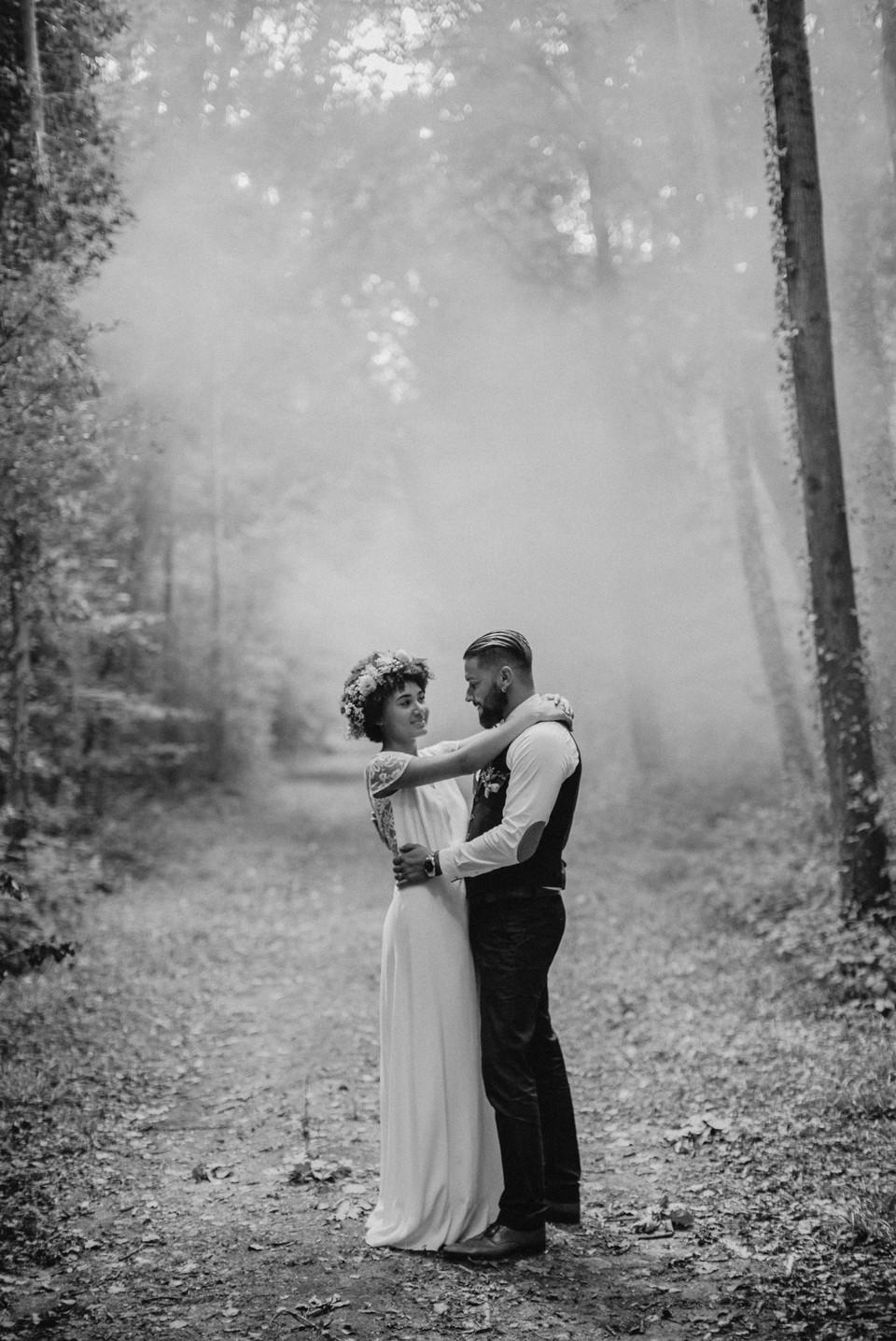 inspiration mariage nature photographe paris