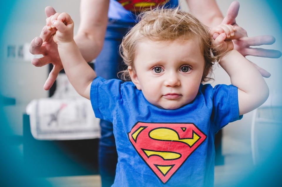 Séance photo en famille à domicile, portrait enfant - Antony 92 - Carole J. Photographie
