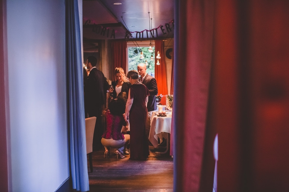 photo mariage intime Villa 9 Trois Montreuil ambiance