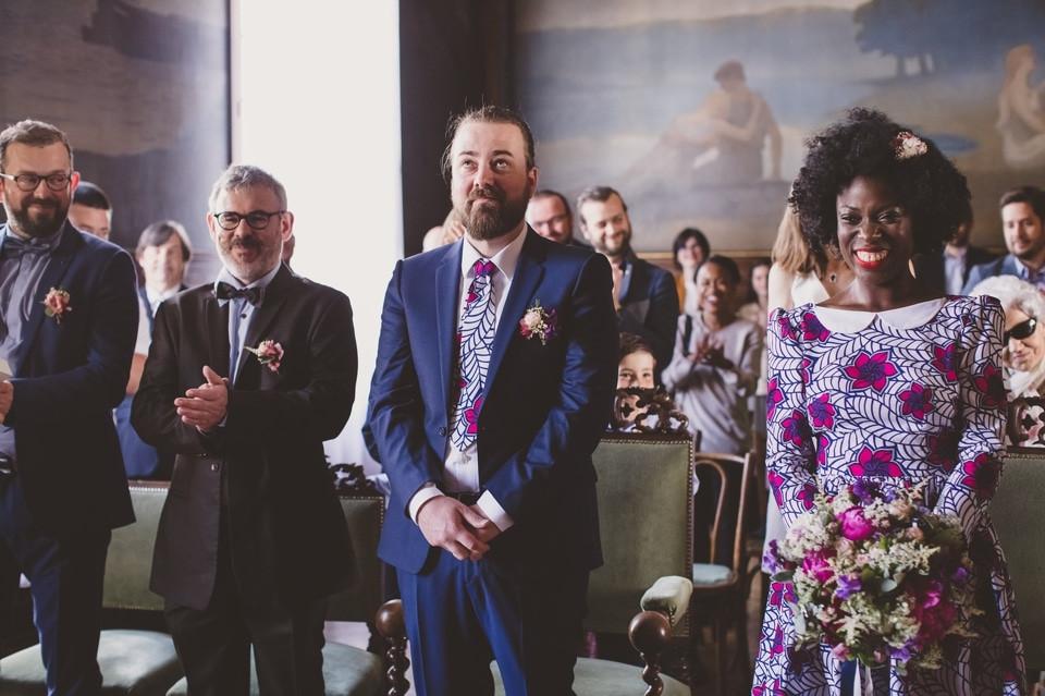photographe mariage intime Paris cérémonie civile