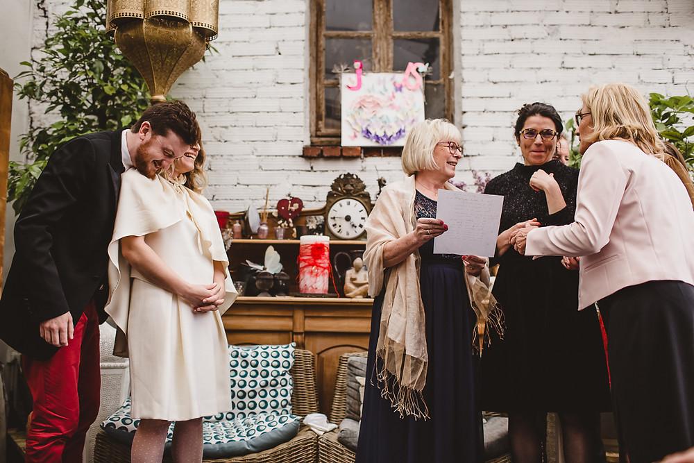 mariage intime cérémonie laïque à domicile photographe paris