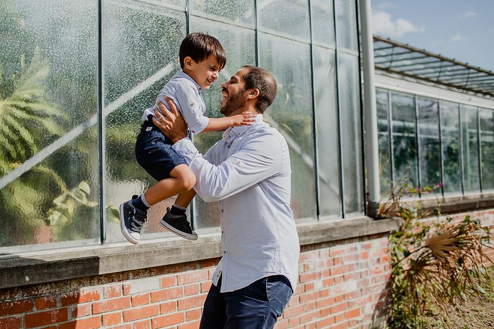 photo famille lifestyle paris bois de vincennes - photographe famille 94