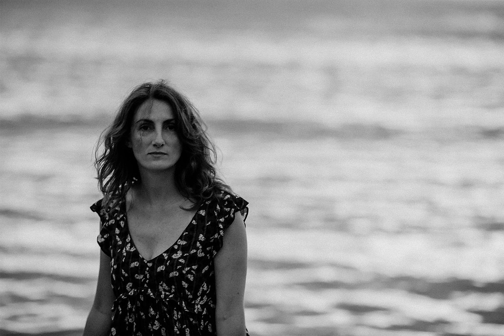 photographe portrait femme noir & blanc