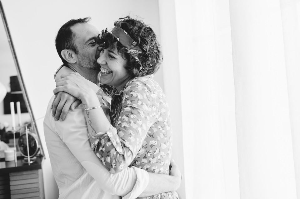 Séance photo en famille à domicile, portrait couple - Antony 92 - Carole J. Photographie