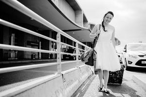 Photo mariage aéroport - Photographe mariage Carole J. Photographie