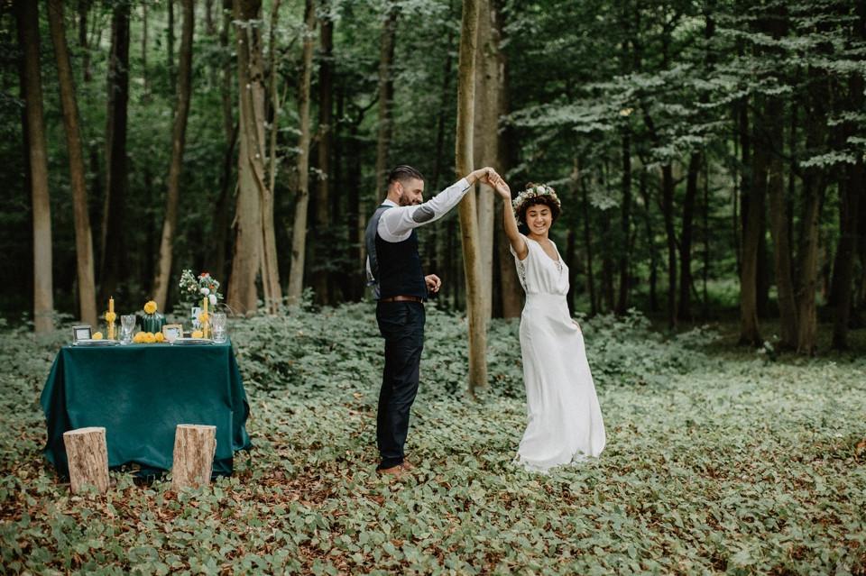 inspiration mariage nature décoration table photographe paris