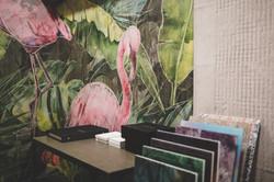Papier peint wallpaper art paris