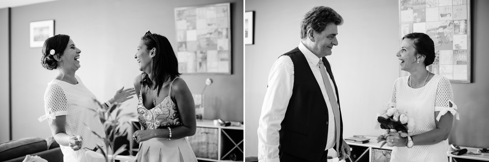 photo émotion mariage 92