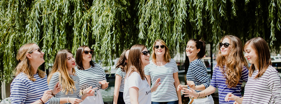 séance photo EVJF Paris