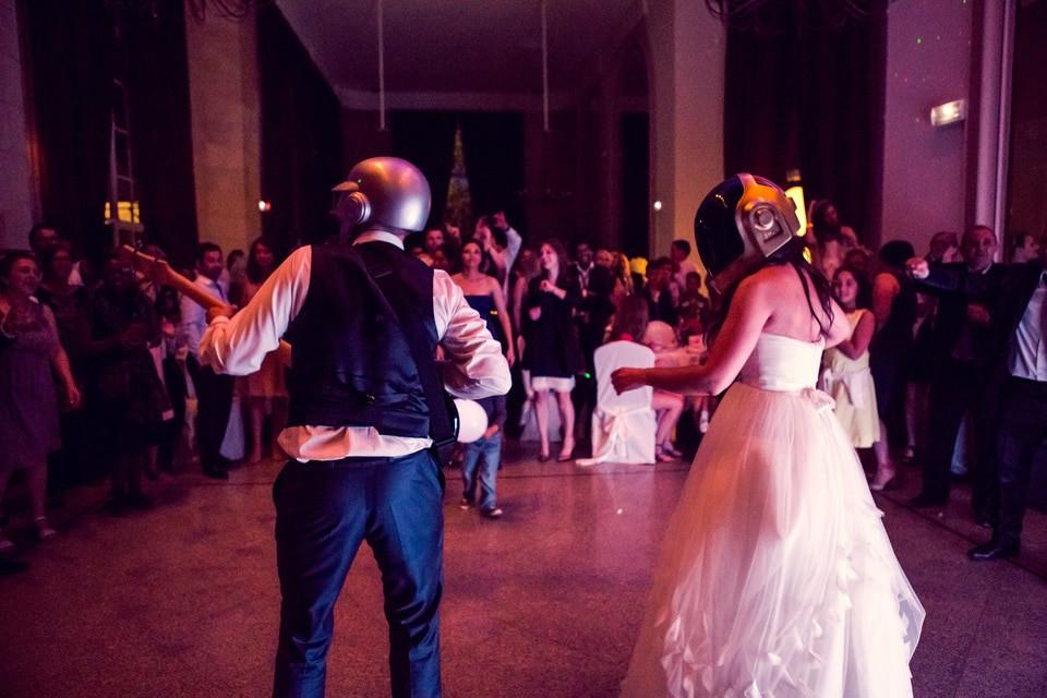 mariage première danses des mariés ouverture de bal inspiration