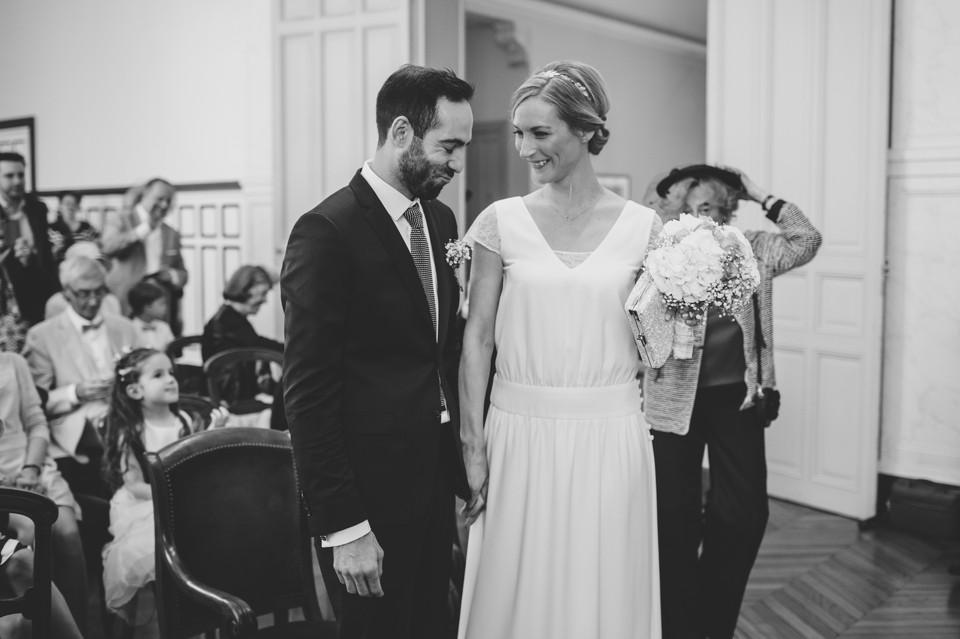 photo mariage cérémonie civile Brunoy 91