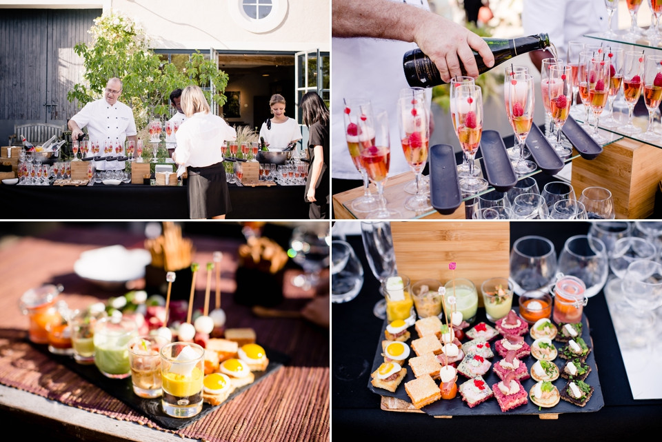 photo mariage domaine de quincampoix 91 traiteur cocktail