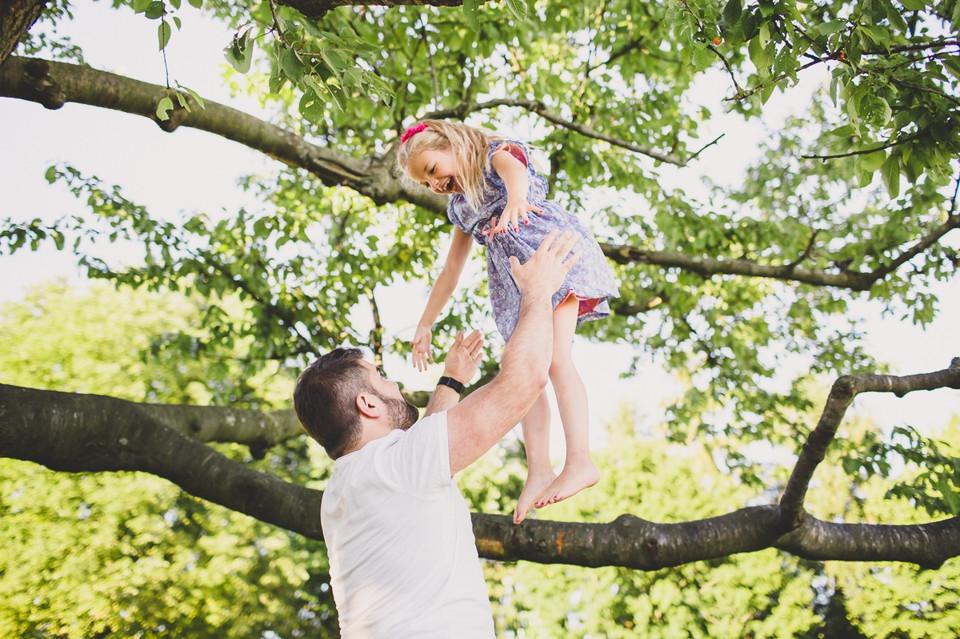 séance photo famille au Parc de Sceaux 92