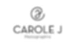 Bloc marque CAROLE J Noir-Blanc.png