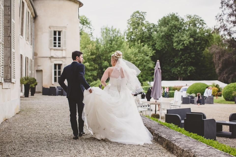 mariage Château de Changy salle réception Loiret