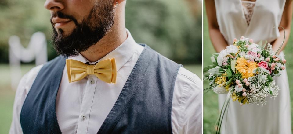inspiration mariage nature cérémonie laïque photographe paris