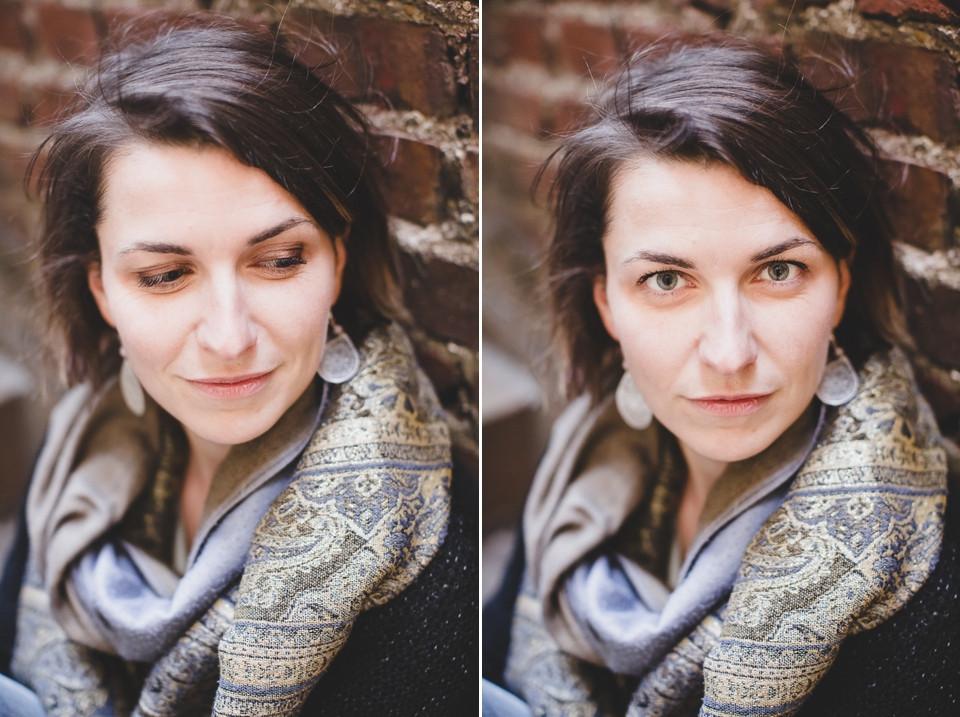 Séance portrait femme Paris