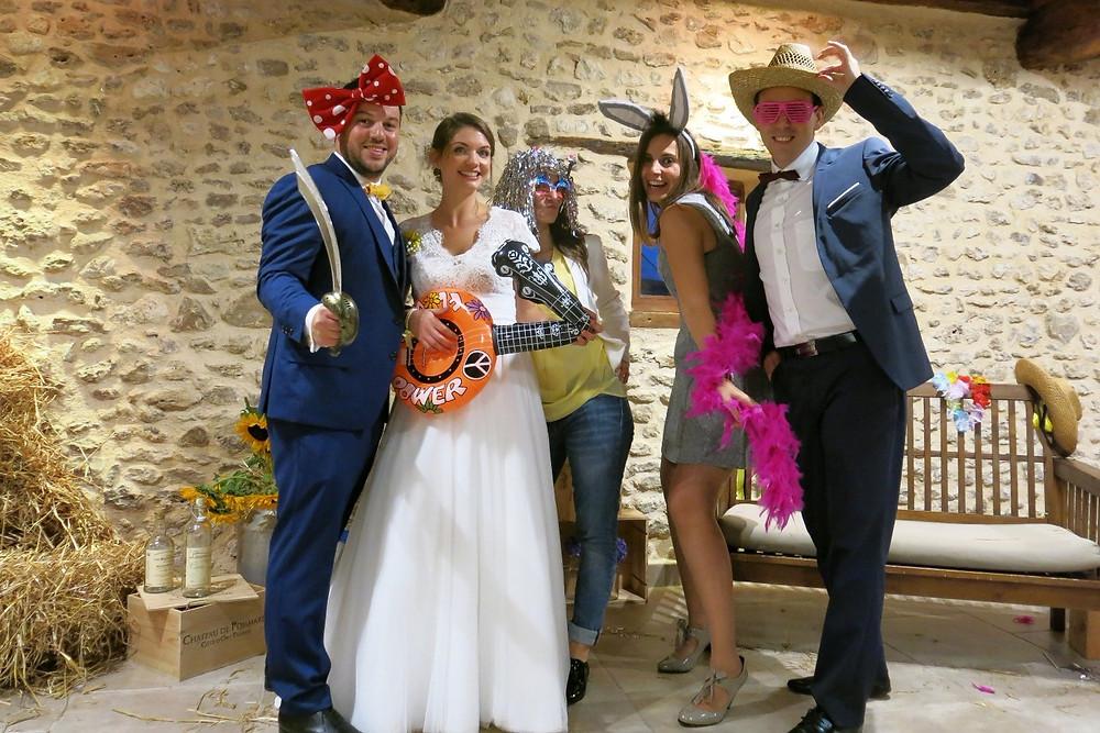 Photobooth mariage - DIY - Conseils