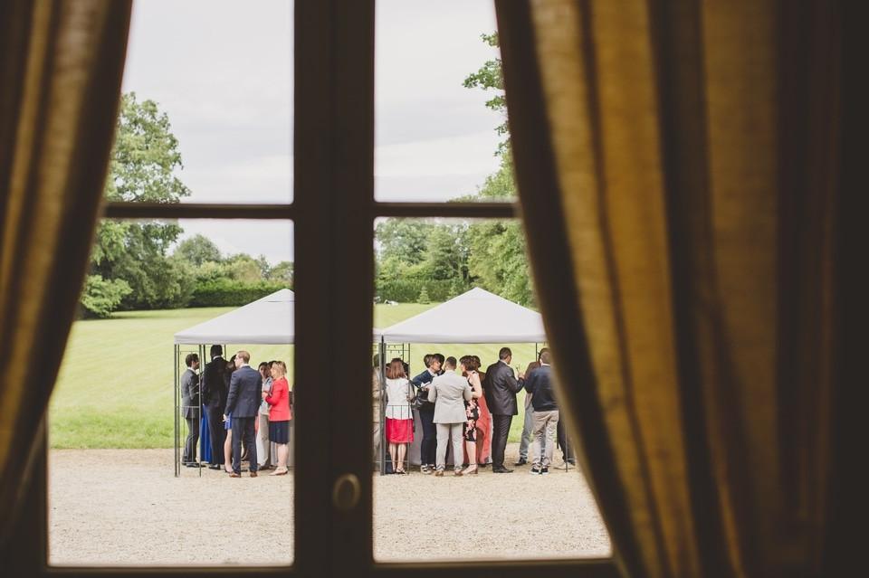 mariage Château de Changy cocktail lieu réception Loiret