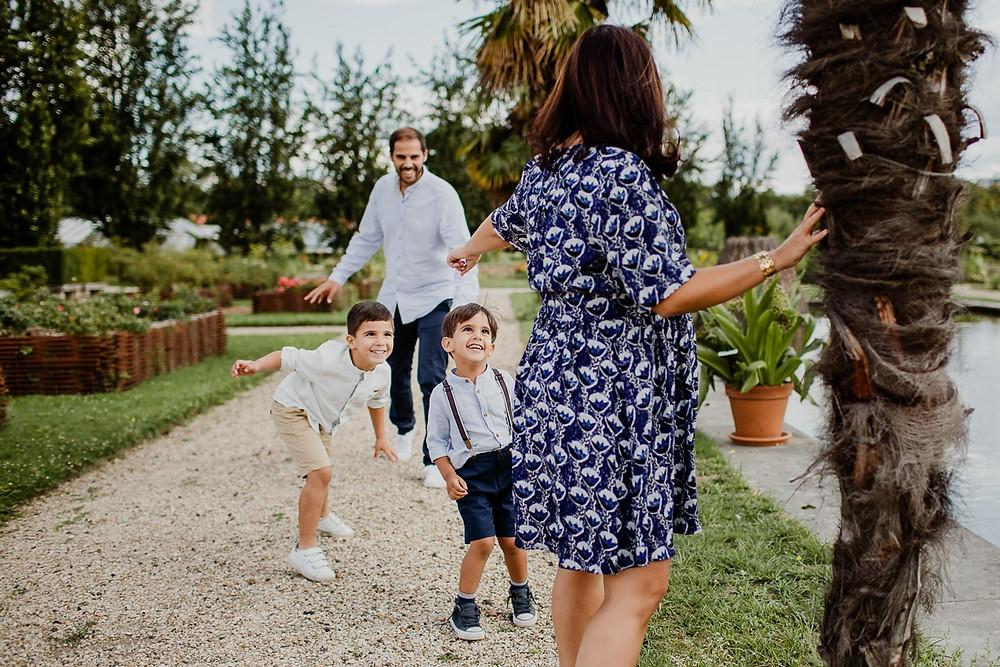 photographe famille paris bois de vincennes 94 - famille heureuse