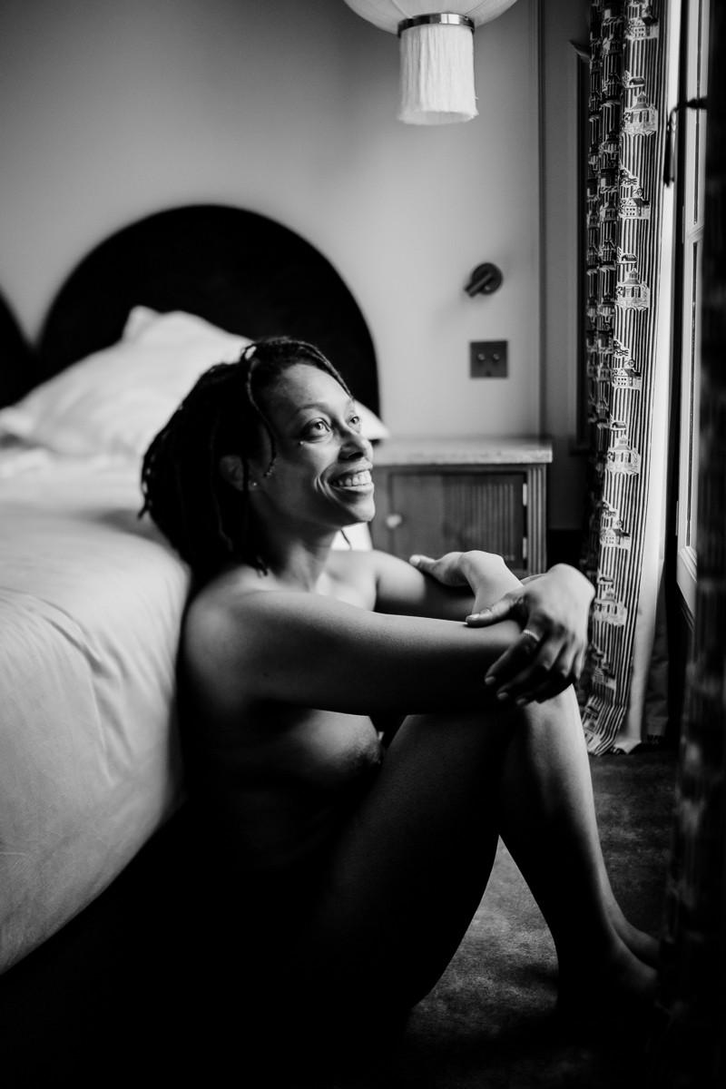 portrait femme intime photo boudoir paris
