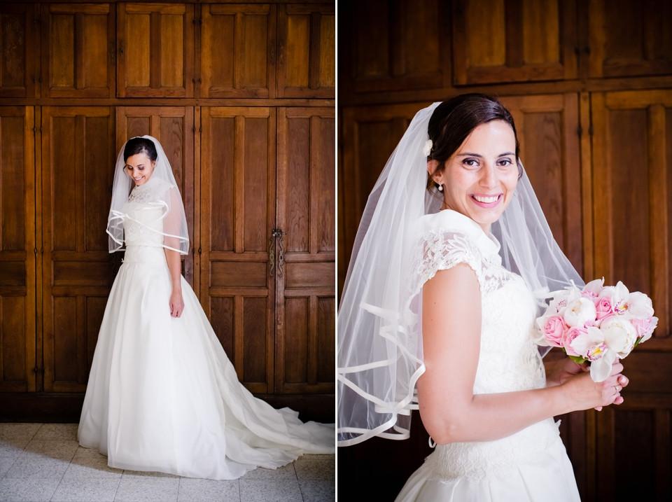 photographe mariage sèvres 92 portrait mariée