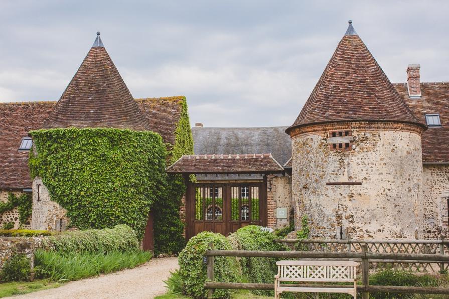 Extrêmement Mariage au Domaine des Evis - Agnès & Fabien | Carole J  FG84