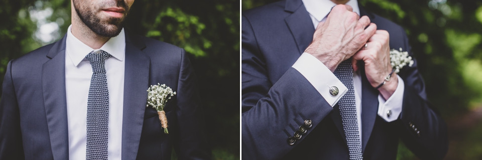 photo mariage Manoir des Roches 77 détails marié