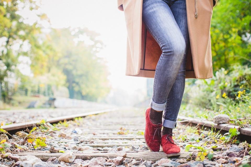 photographe séance photo portrait femme Paris jambes