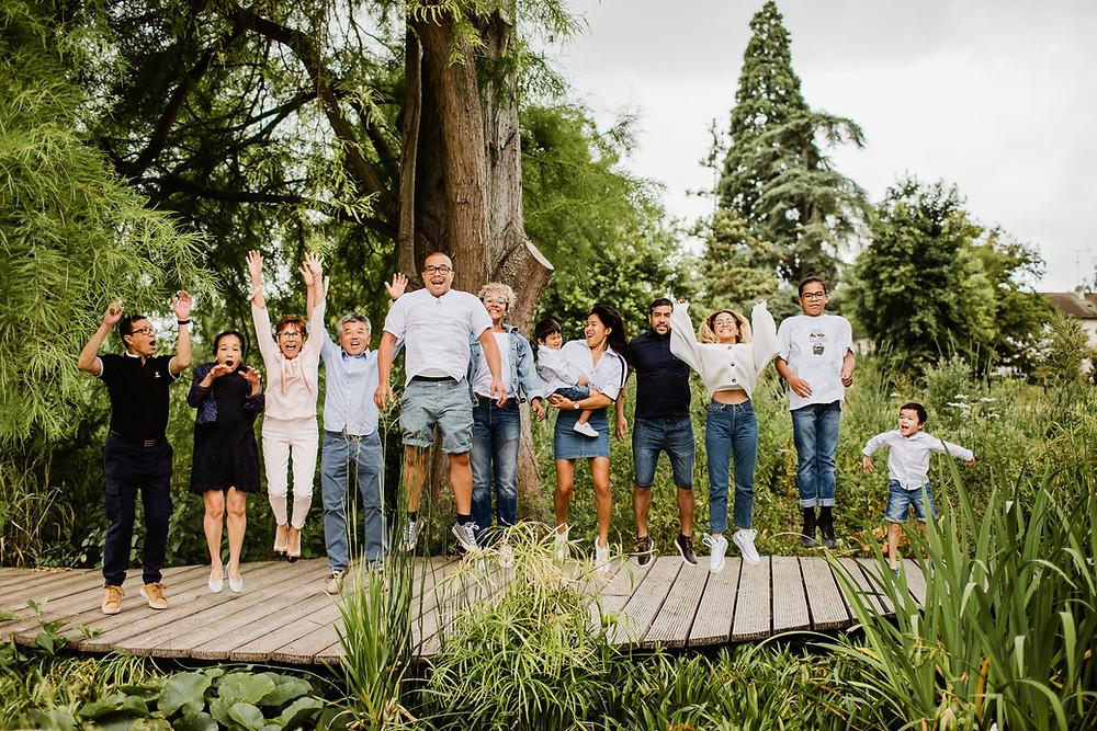 séance photo famille extérieur - avantage inconvénient - saison idéale - photographe paris 94